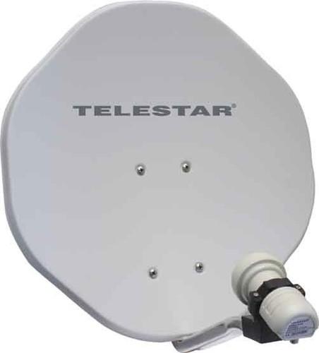 Telestar SAT-Außenanlage mit Skysingle-LNB 5102501-AB