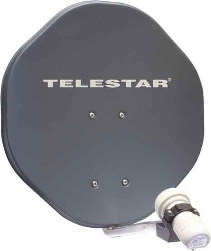Telestar SAT-Außenanlage mit Skysingle-LNB 5102501-AG