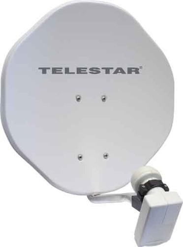 Telestar SAT-Außenanlage mit Skytwin-LNB 5102502-AB
