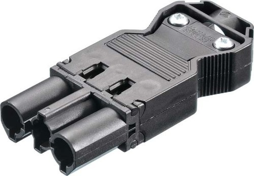 Bachmann Gerätestecker montagefer.,16A/250V 375.504