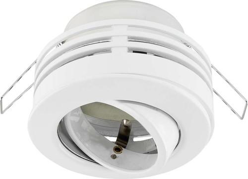 EVN Lichttechnik HV-Halbeinbauleuchte 50W weiß 753 901 weiß