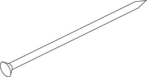 HKL Stahlnagel gehärtet 662V/30