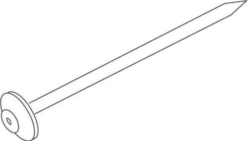 HKL IMPU-Stahlnagel gehärtet 700/30
