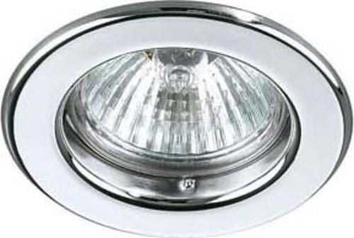 Brumberg Leuchten Einbauleuchte starr 50W chr-mt 00201703