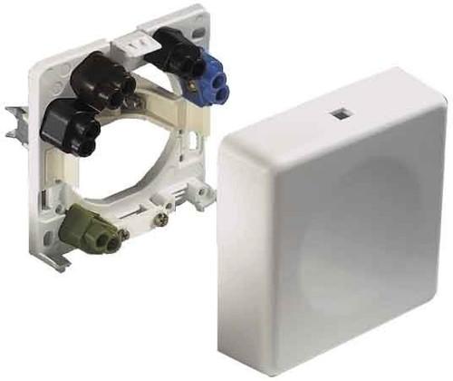 ABL Sursum Geräte-Anschlußdose weiß UP 2505210