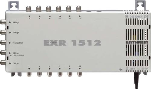 Kathrein Multischalter mit Netzteil EXR 1512