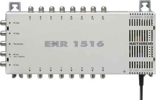 Kathrein Multischalter mit Netzteil EXR 1516