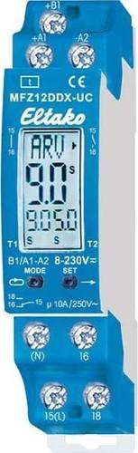 Eltako Zeitrelais,multifunktion 10A/250VAC MFZ12DDX-UC