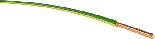 Diverse (H)07V-U 16 gn/ge Ring 100m  Aderltg eindrähtig (H)07V-U 16 gn/ge