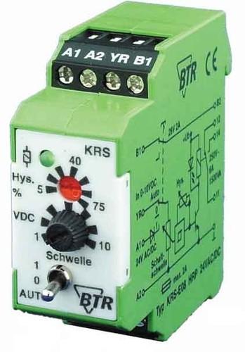 BTR NETCOM Schnittstellenmodul 1W KRS-E08 HRP 24ACDC