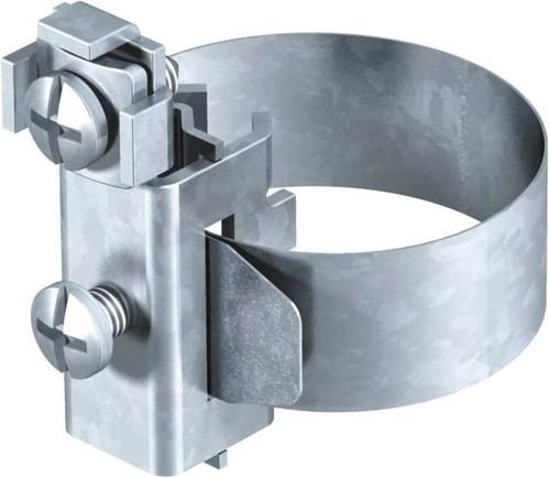OBO Bettermann Vertr Banderdungsschelle 8-22mm Messing vern. 927 0