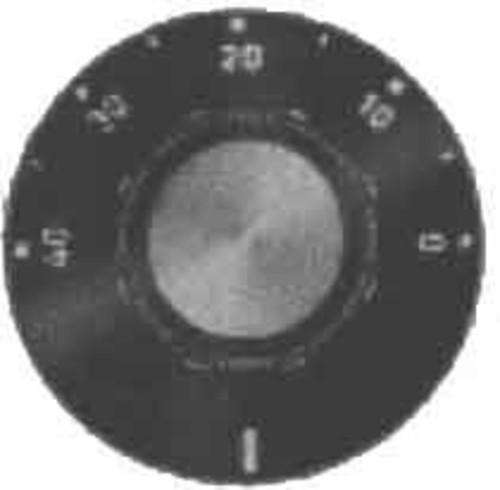 EGO Elektro. Knebel 30-110C,D=50mm 524805