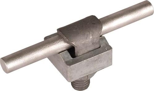 DEHN KS-Verbinder St/tZn f. Rd 7-10mm KSV 7.10 STTZN