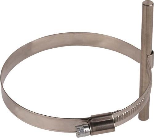 DEHN Leitungshalter f. Rd 8mm NIRO LH 8 SB100.120SCGV2A