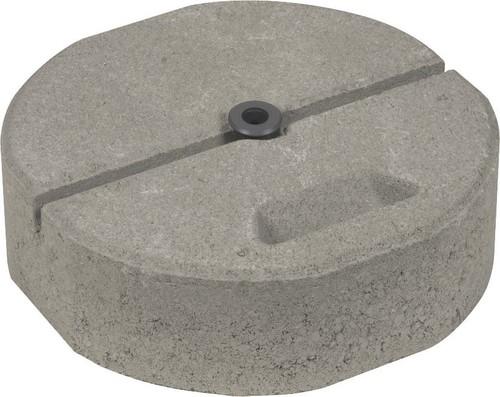DEHN Betonsockel Set C45/55 17kg D337mm BES 17KG M16 D337