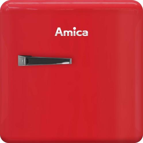 Amica Kühlbox rot Retro KBR 331 100 R