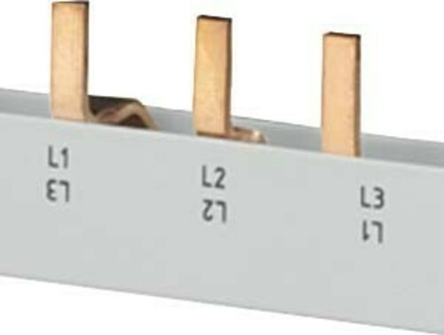 Siemens Indus.Sector Stiftsammelschiene 4ph 16qmm 1016mm o.Endka 5ST3720
