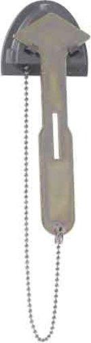 Legrand (BT) Hammer m.Kette f.Sicherheitskasten 38091