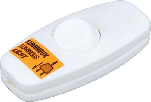 Bachmann Schnur-Zwischenschalter weiß, 2p. 2A/250V 924.031
