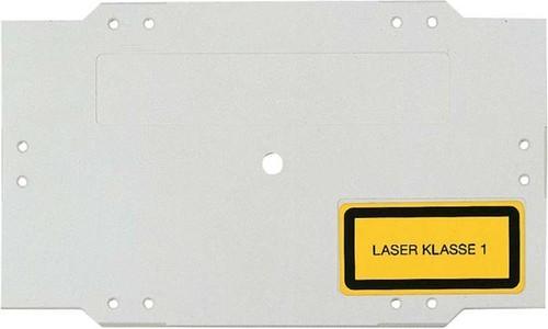Corning DIN Spleißkassette Deckel RAL 9001 DE620006531