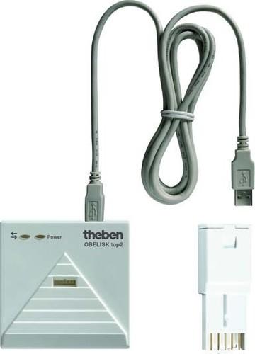 Theben Programmierset top2 Obelisk 9070409