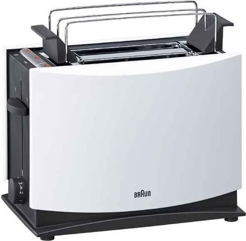 Braun SDA Toaster Multiquick3 HT 450 WH weiß