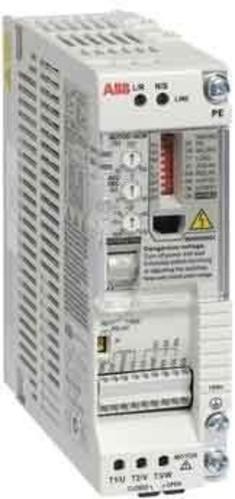 ABB Stotz S&J Frequenzumrichter IP20 1x230V 0,18kW 1,4A ACS55-01E-01A4-2