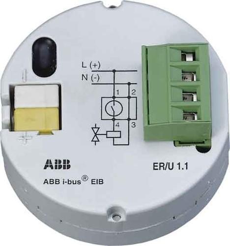 ABB Stotz S&J Elektronisches Relais 1-fach, UP ER/U1.1