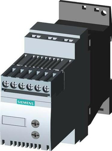 Siemens Indus.Sector Sanftstarter Sirius 400V, 40 Grd 200AC 3RW3014-1BB04