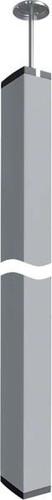 Tehalit DA200 doppelt Spanntechnik 2,8 - 3,1 m, Alu na DAS280 2800 ELN