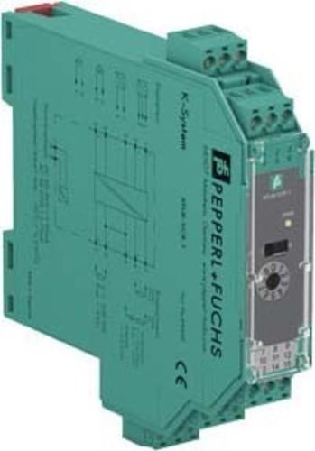 Pepperl+Fuchs Fabrik Transmitterspeisegerät KFU8-VCR-1