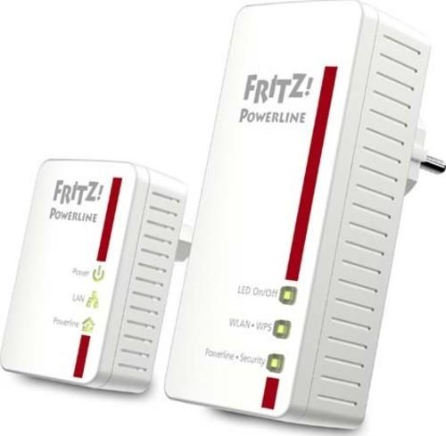 AVM FRITZ!Powerline Set 540E Set/510er FRITZ!Powerline 540E