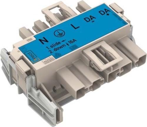 WAGO Kontakttechnik Linect-T-Steckverbinder Buchse-Stecker 5-p. 770-7105