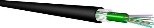 Draka Comteq (DNT) LWL-Kabel A-DQ(ZN)B2Y ZB 12G 50/125 OM3 O-CT-3,0kN-12OM3