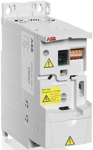ABB Stotz S&J Frequenzumrichter IP20 200-240V 2,4A 0,37KW ACS355-01E-02A4-2