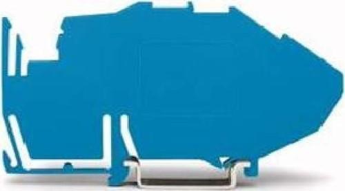 WAGO Kontakttechnik Sammelschienenträger 1,5mm, blau 780-321