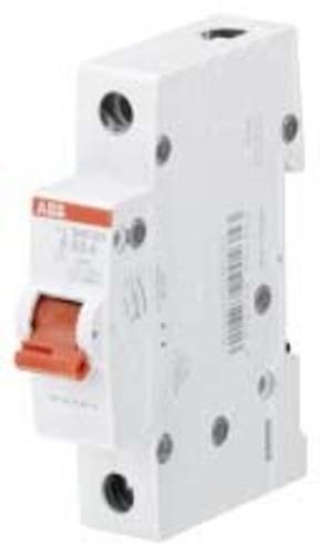 ABB Stotz S&J Lasttrennschalter 1-polig, 63A SHD201/63