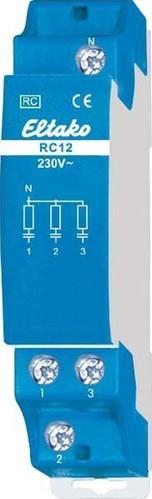 Eltako 3-fach RC-Glied, zur Kompe nsation von Störspan RC12-230V