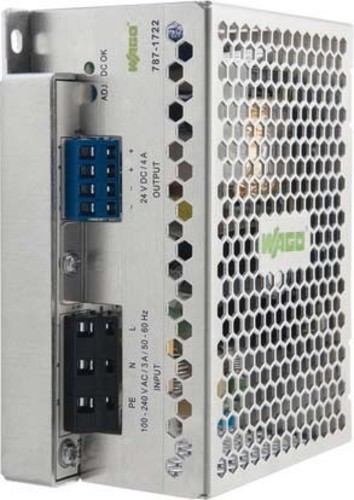 WAGO Kontakttechnik Power Netzgerät primär getaktet 787-1722