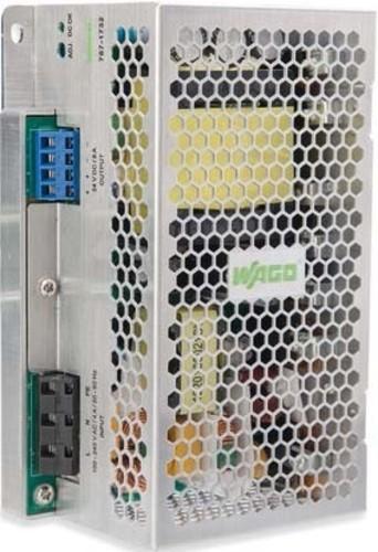 WAGO Kontakttechnik Power Netzgerät primär getaktet 787-1732