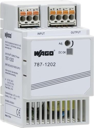 WAGO Kontakttechnik Power Netzgerät Epsitron 787-1202