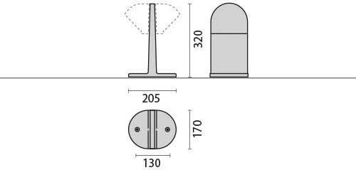 Performance in Light Minimast 8100