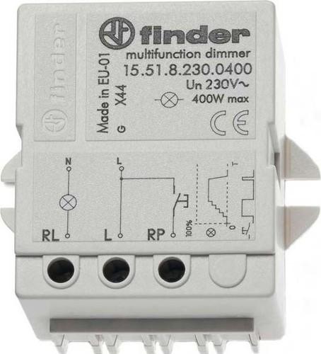 Finder Dimmer elektronisch 230VAC max.400W 15.51.8.230.0400