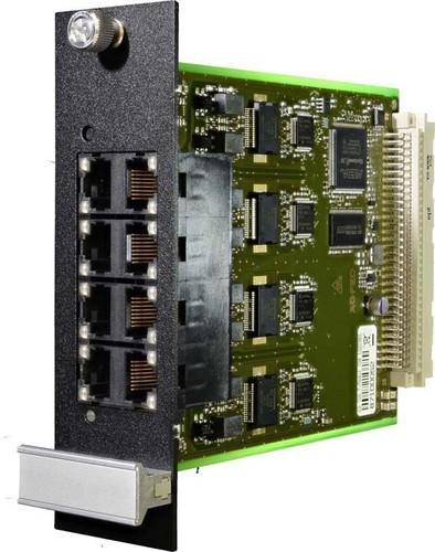 Agfeo Erweiterung 8 analoge Anschlüsse Modul T-708