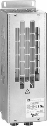 Schneider Electric Bremswiderstand IP20 28Ohm 200W VW3A7703
