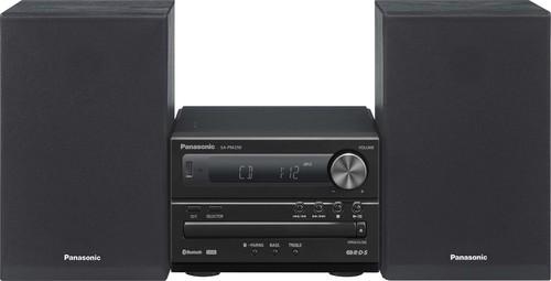 Panasonic Deutsch.CE Micro-HiFi-System BT SCPM250EGK sw