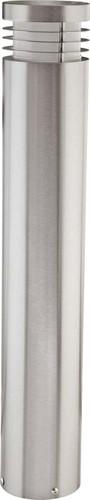 EVN Lichttechnik Pollerleuchte edelstahl 230V E27 15W ELR 623
