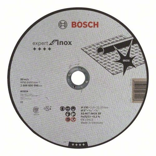 Bosch Power Tools Trennscheibe 230x2mm 2608600096