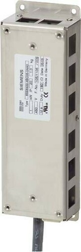 Siemens Indus.Sector Bremswiderstand 200-240V,1000W 6SE6400-4BC05-0AA0