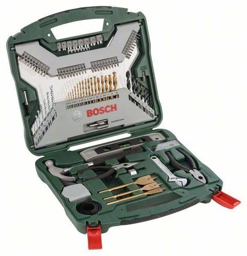 Bosch Power Tools Zubehör Koffer 103-tlg. 2607019331